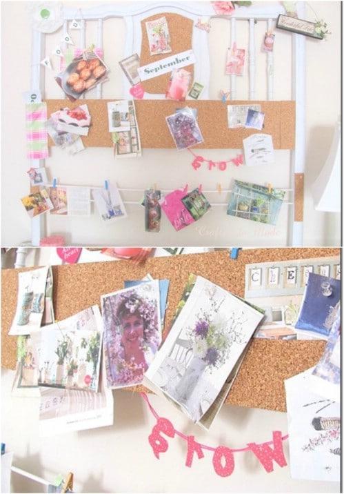 DIY Blog Idea Board