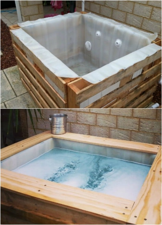 12 Relaxing And Inexpensive Hot Tubs You Can Diy In A Weekend Diy Crafts