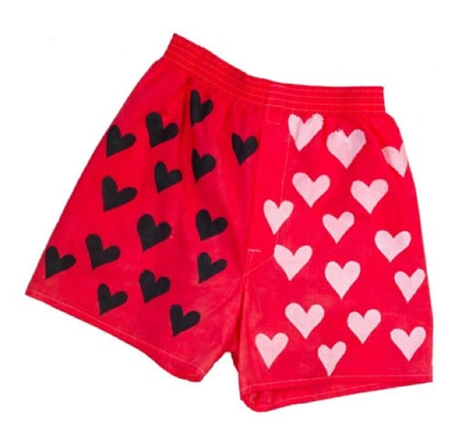 DIY Be My Love Boxers