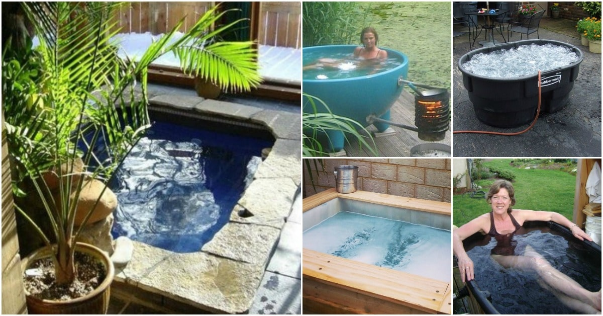 Cheap Hot Tubs >> 12 Relaxing And Inexpensive Hot Tubs You Can Diy In A