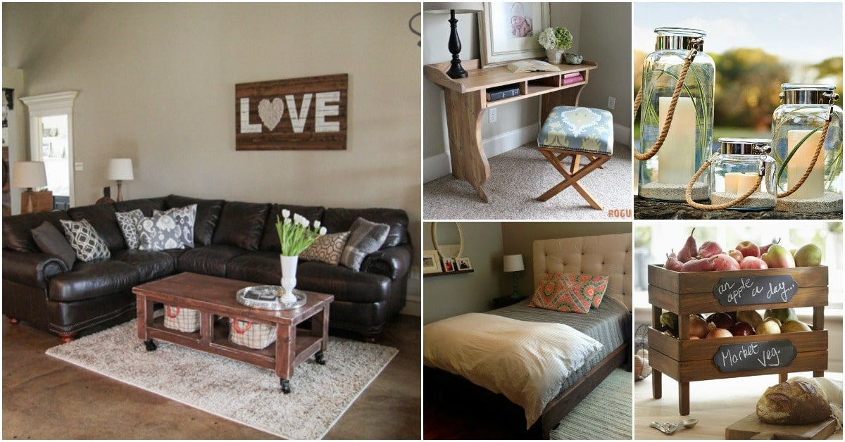 35 Diy Pottery Barn Knockoffs That Let You Decorate Your Home For Less
