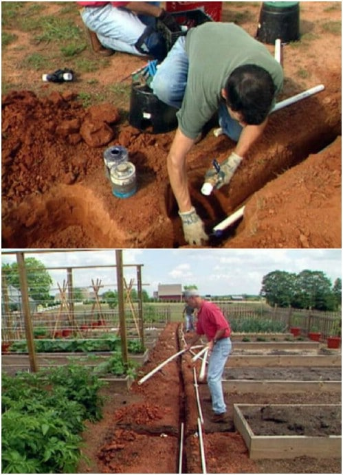 16 Cheap And Easy DIY Irrigation Systems For A Self ...