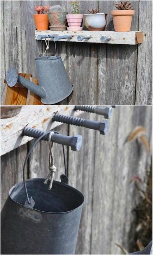 DIY Bolt Hangers