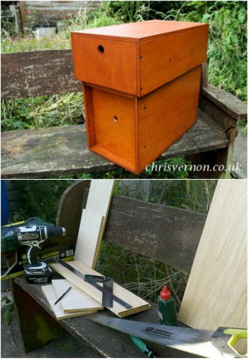 DIY Nucleus Beehive