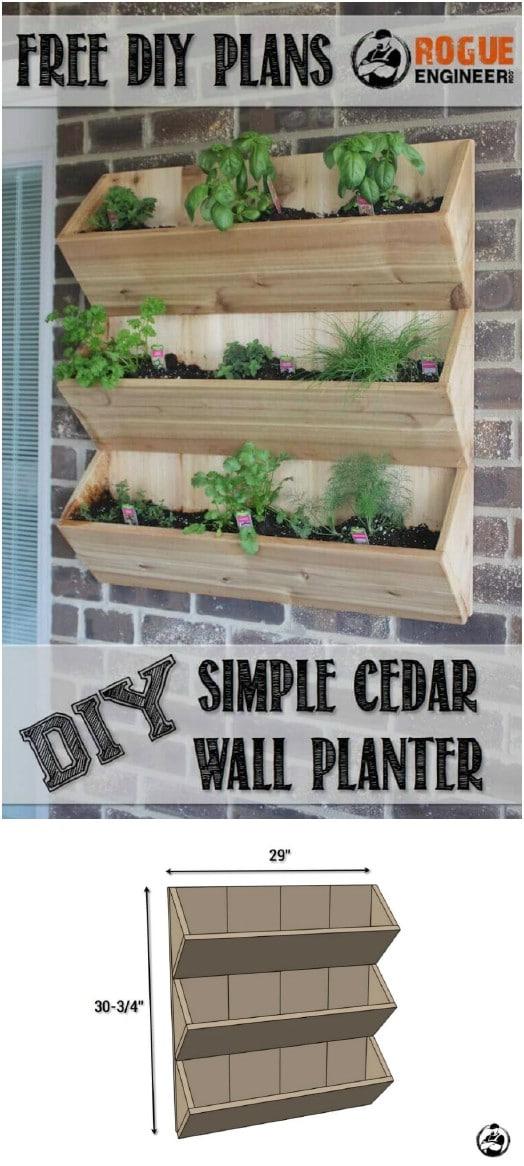 howto make your own vertical garden