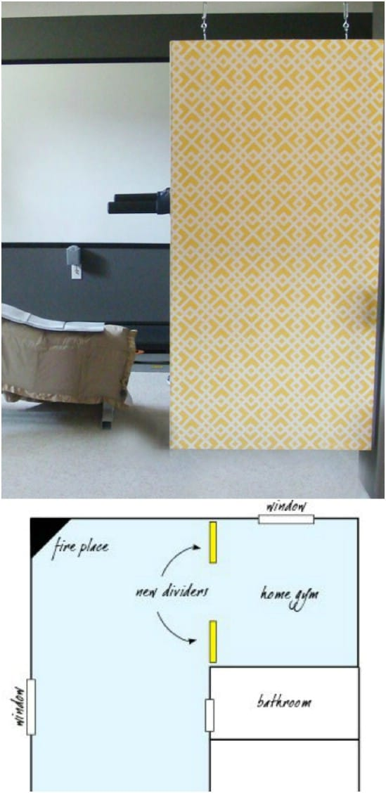 30 Imaginative Diy Room Dividers That Help You Maximize Your