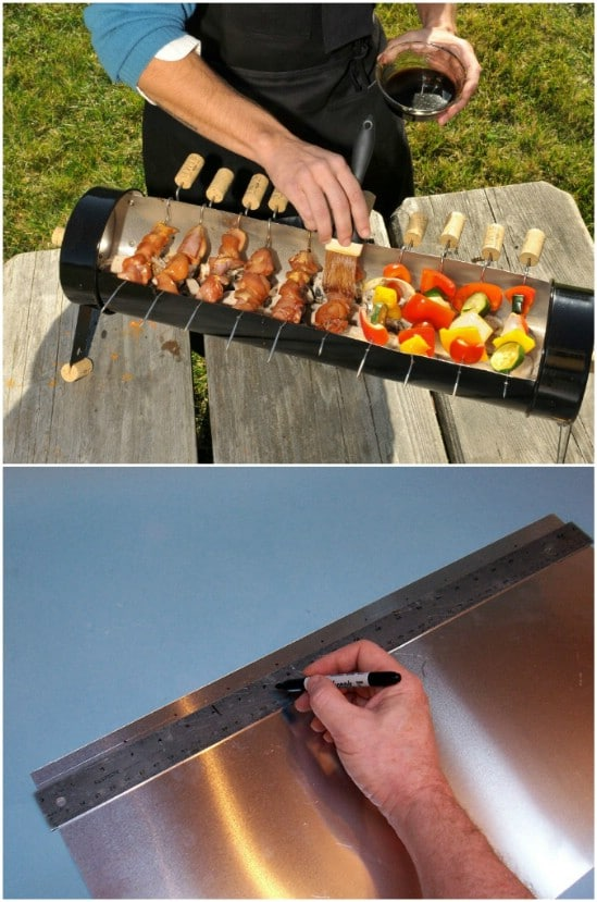 10 Awesome Diy Barbecue Grills To Fill Your Backyard With Fun This
