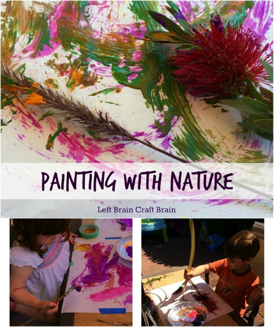 Fun Nature Painting Art