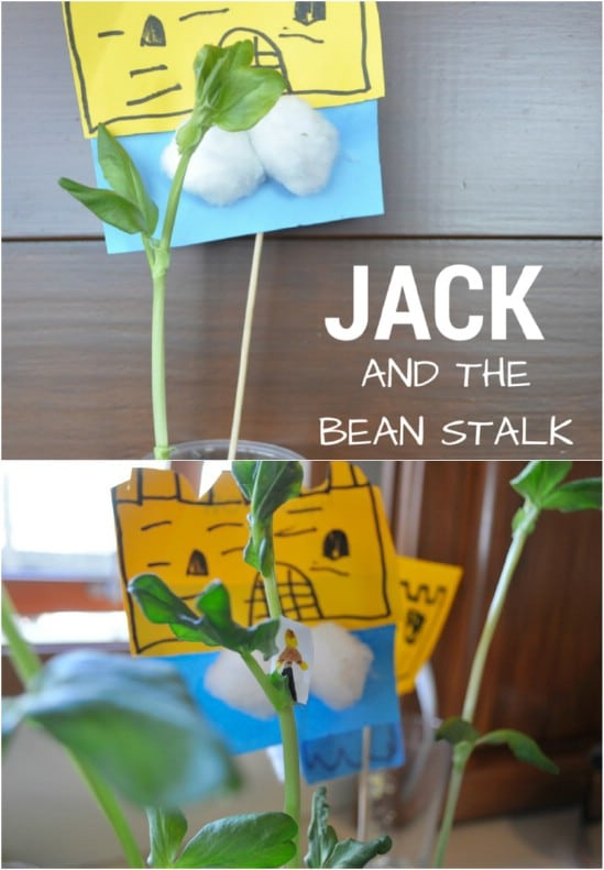 Fun Jack And The Beanstalk