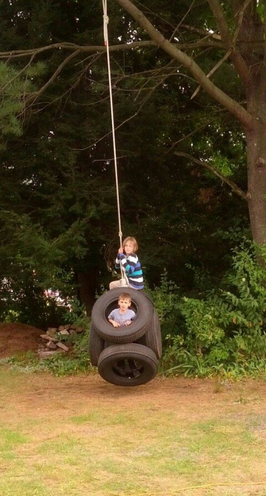 26 Diy Swings That Turn Your Backyard Into A Playground