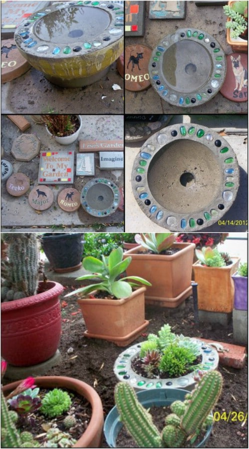 15 Near Genius Diy Concrete Ornaments That Add Beauty To Your