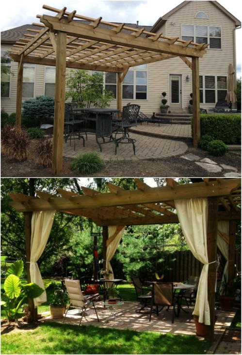 Pergola Plans: Complete Plans To Build A Garden Pergola