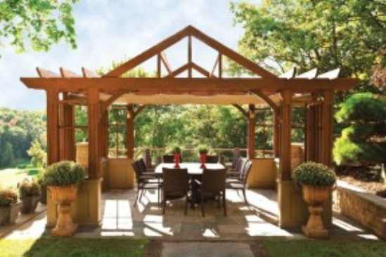 Fantastic 20 Diy Pergolas With Free Plans That You Can Make This Gmtry Best Dining Table And Chair Ideas Images Gmtryco