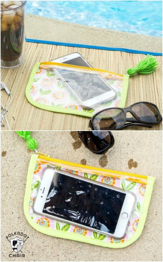 DIY Waterproof Phone Case