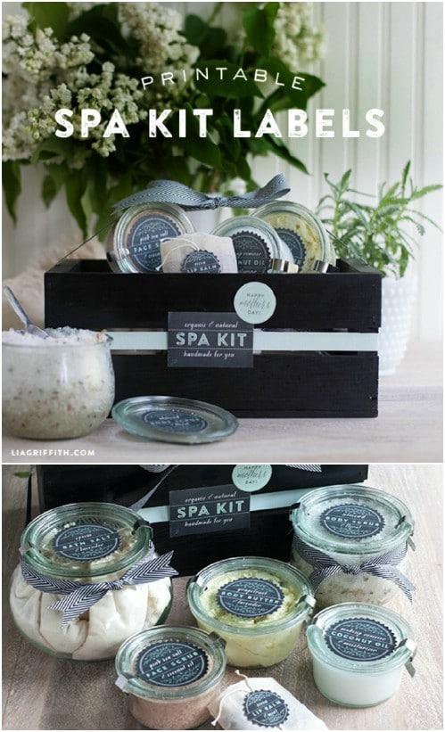 DIY Spa Kit
