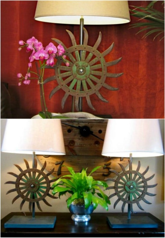 10 Artistic Farm Equipment Repurposing Ideas For Home And