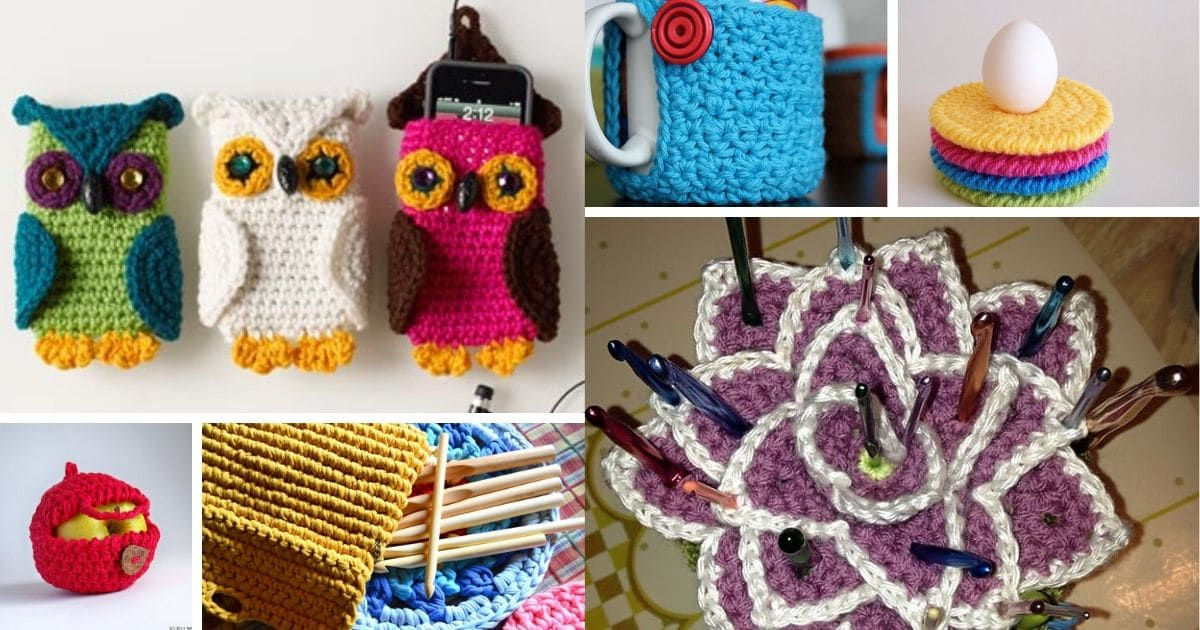 30 Beautifully Gorgeous Crochet Gifts