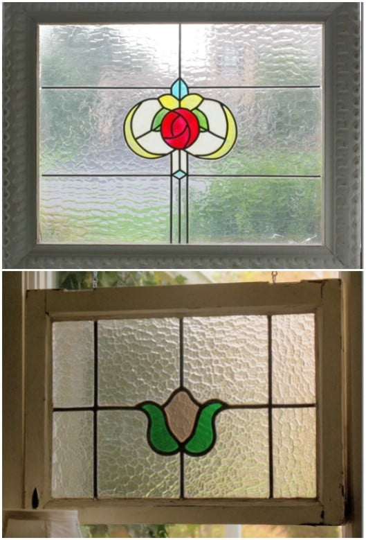 Diy Stained Glass Window.15 Gorgeous Diy Stained Glass Projects That Will Beautifully