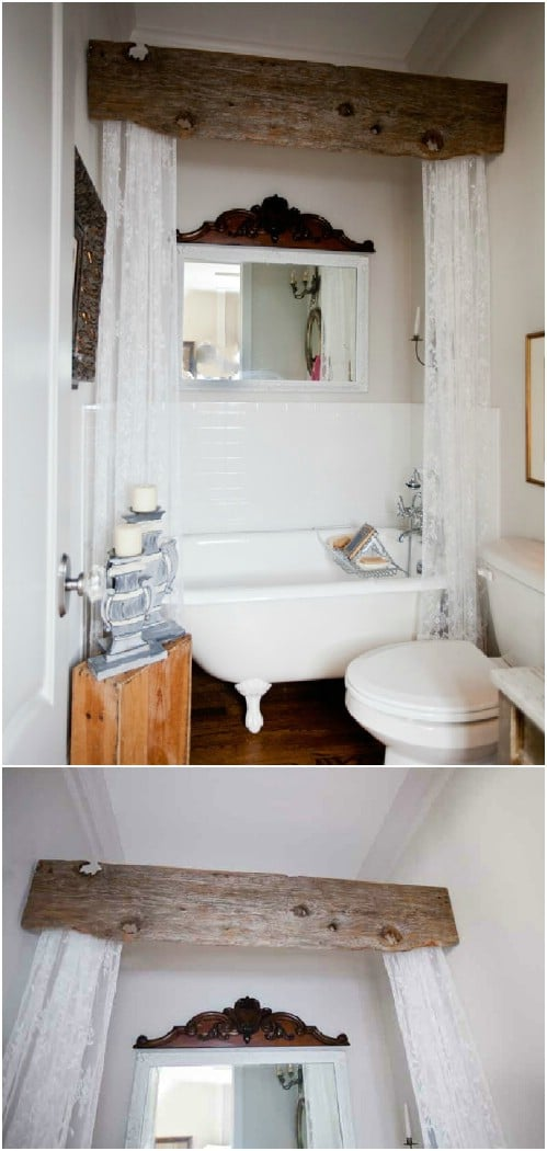25 Diy Rustic Bathroom D 233 Cor Ideas To Give Your Bathroom