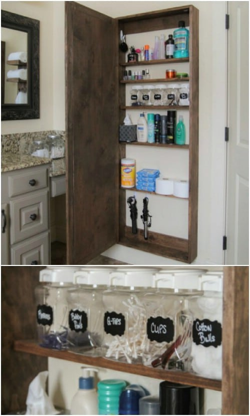 25 Diy Rustic Bathroom D 233 Cor Ideas To Give Your Bathroom Farmhouse Charm Diy Amp Crafts