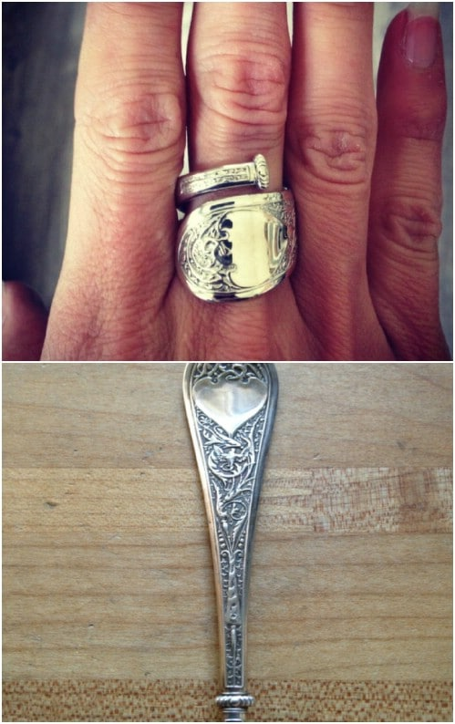 DIY Spoon Ring