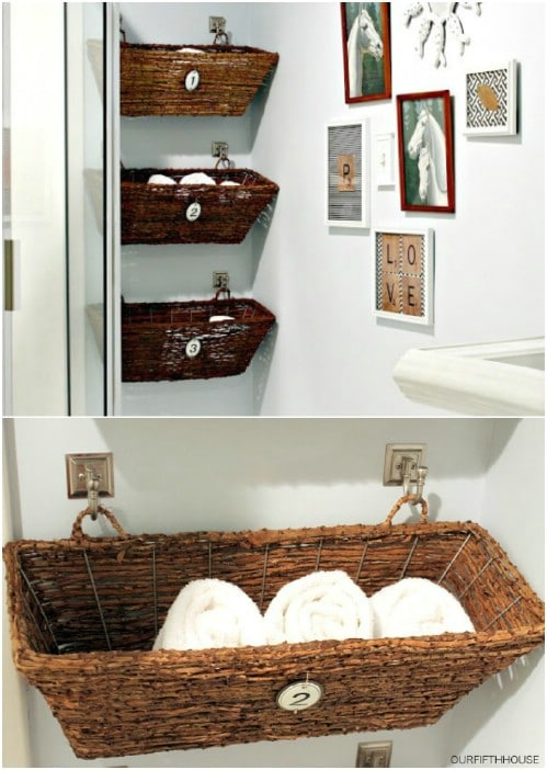 25 Diy Rustic Bathroom Decor Ideas To Give Your Bathroom Farmhouse Charm Diy Crafts