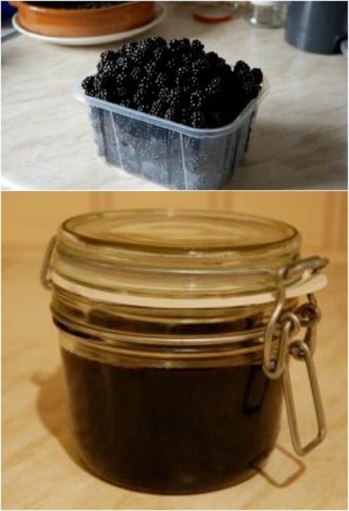 Yummy Homemade Blackberry Jelly