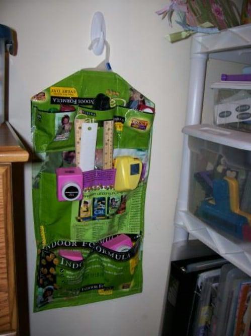 Multi Pocket DIY Hanging Organizer