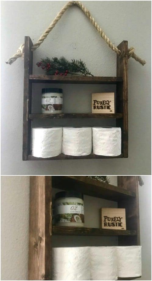 25 Diy Rustic Bathroom Decor Ideas To Give Your Bathroom Farmhouse Charm Diy Crafts