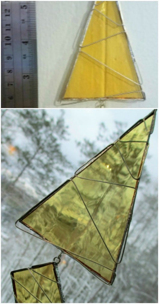 15 Gorgeous DIY Stained Glass Projects That Will ...