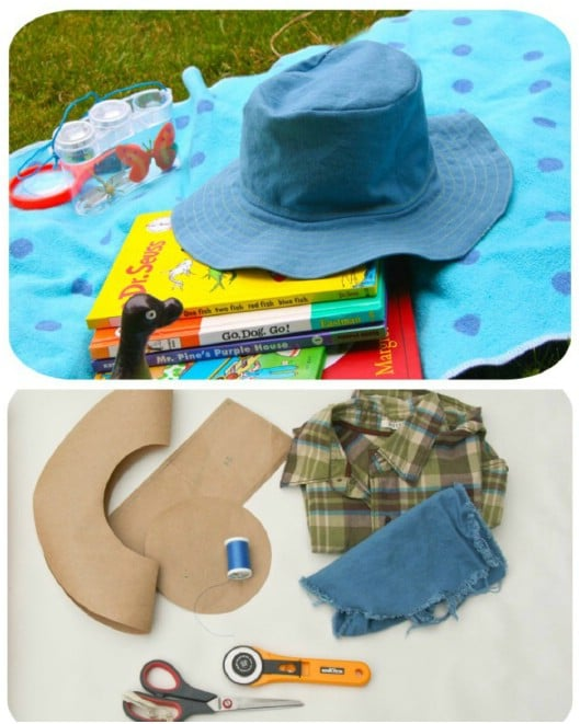 72a6103e36e 10 Fun DIY Summer Hats That Will Keep You Cool And Fashionable - DIY ...