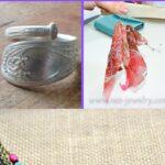 Boho jewelry collage