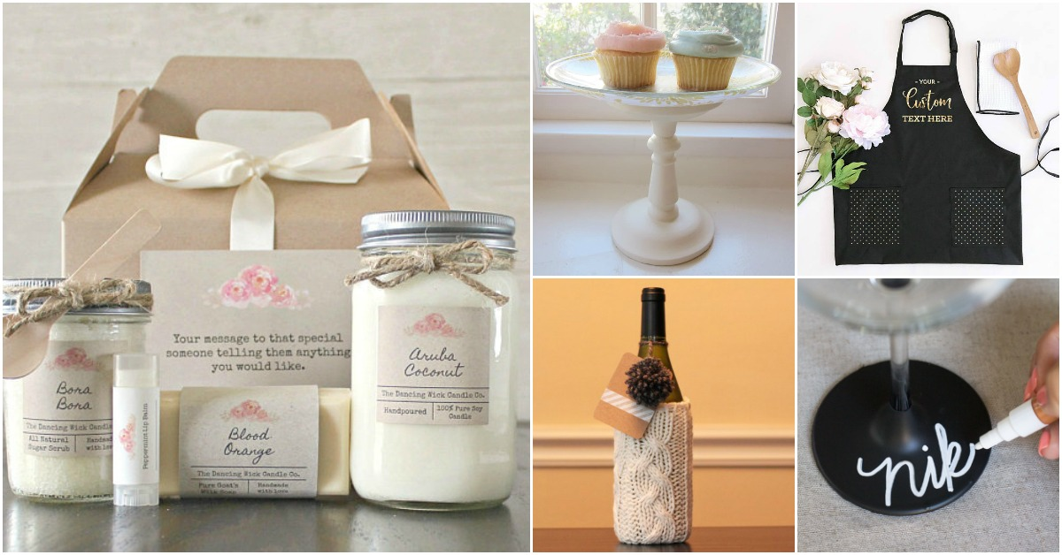 25 Easy DIY Hostess Gifts That Will Definitely Get You ...
