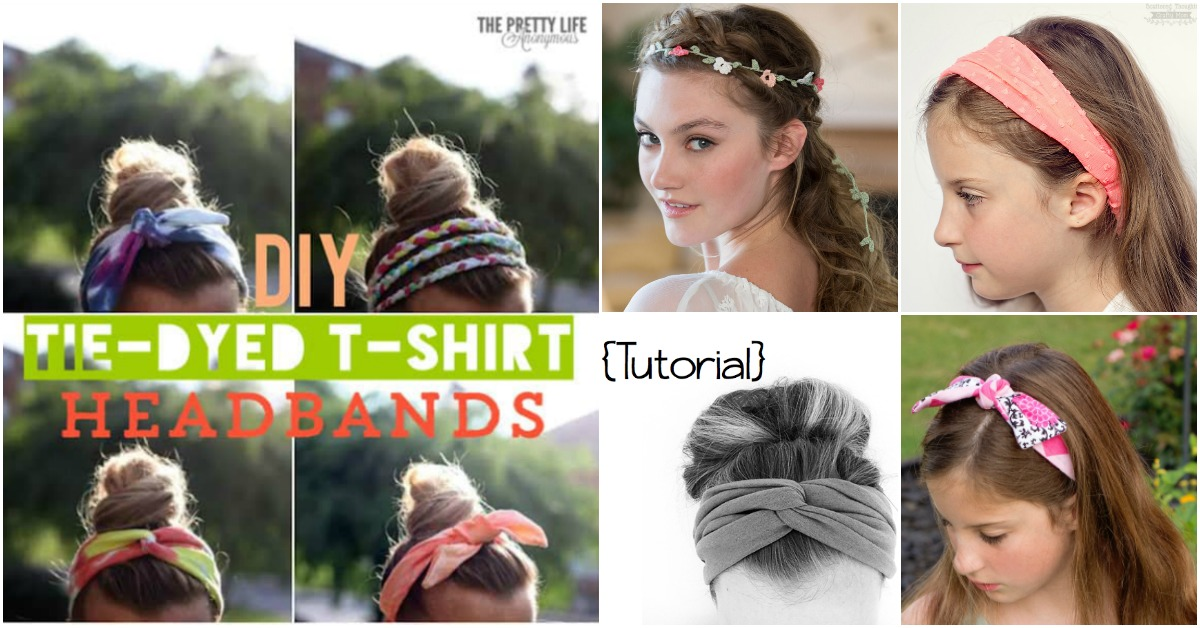 10 Diy Summer Headbands You Must Have For Stylish Fun