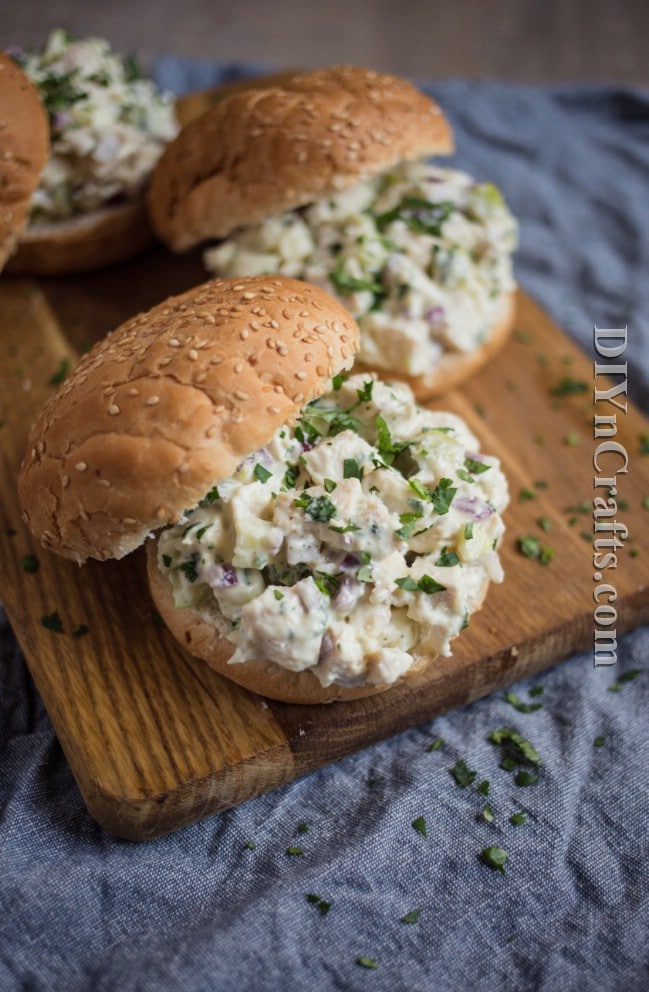 Classic Chicken Salad Recipe Is The Perfect Party Dish