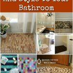 diy bath mats p