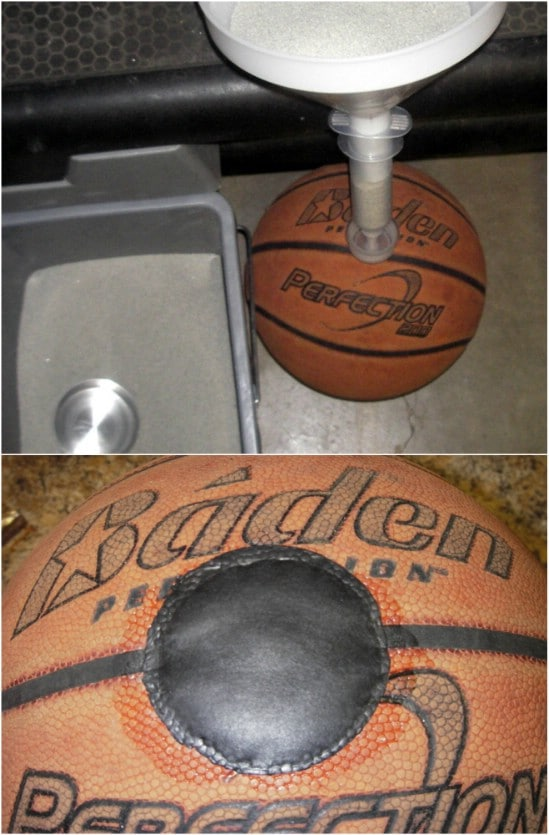 Cheap And Easy DIY Slam Ball