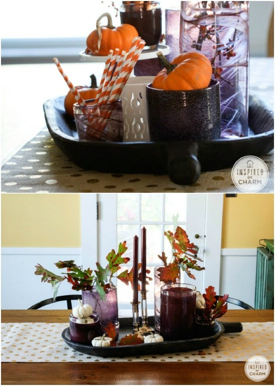 Cheap And Easy DIY Fall Centerpiece