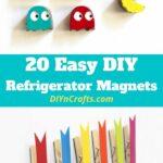 20 Refrigerator Magnet Ideas