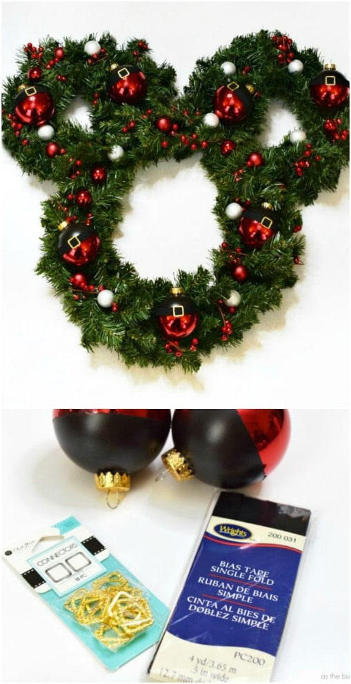 20 Creative Diy Disney Christmas Ornaments Anyone Can Do