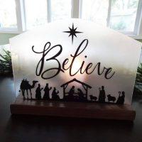 Nativity Scene - Christmas Decor