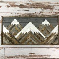 Rustic Mountain Tops