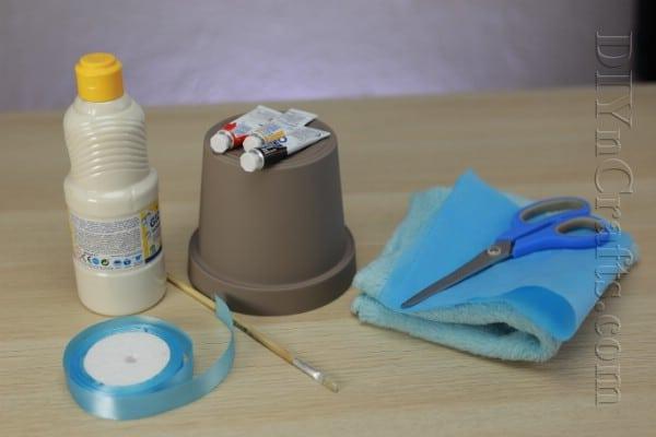 Project materials.
