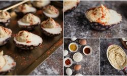 Spooky And Delicious Deviled Dragon Eggs Recipe