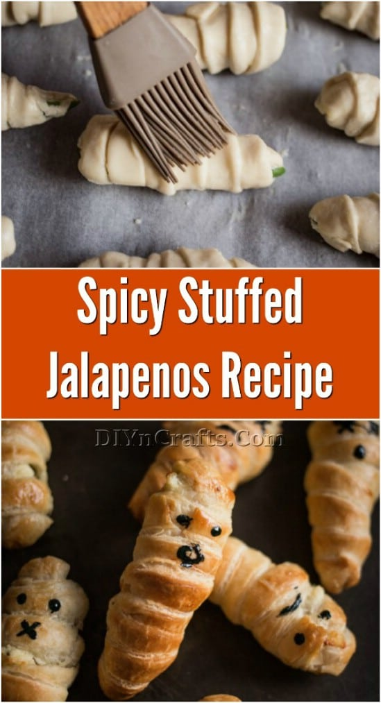 Spicy Cheesy Stuffed Jalapenos Recipe