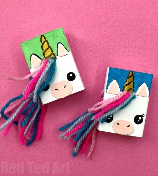 45 Magical Diy Unicorn Crafts That Are