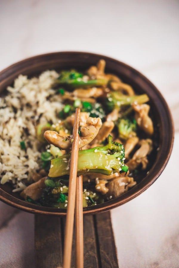 Best Ever Simple Chicken Broccoli Recipe