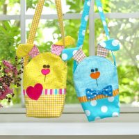 Easy Bunny Bags PDF Pattern