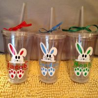 Easter Bunny Tumbler