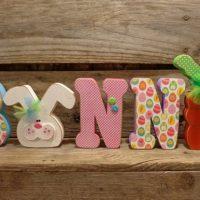 Bunny Letter Set